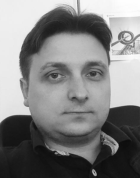 Piotr Dąbrowski, Architekt